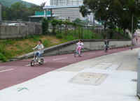 Cycle Tracks